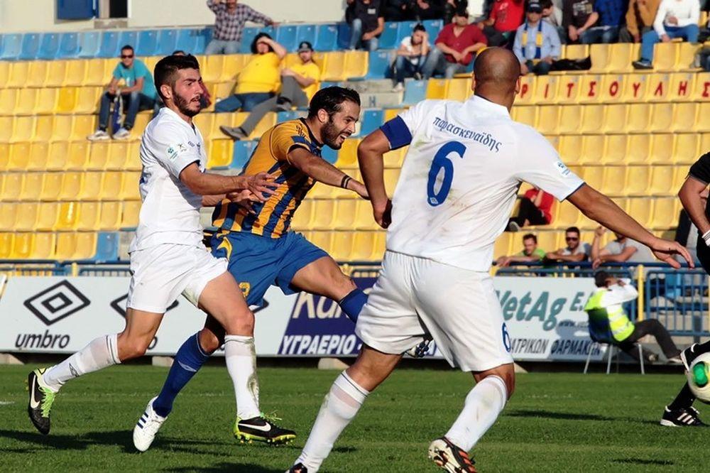 Διπλασίασε τις νίκες ο Παναιτωλικός, 1-0 την Κέρκυρα