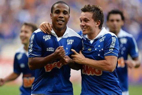 Brasileiro: Φιέστα για τον τίτλο που δεν πήρε η Κρουζέιρο! (video+photos)