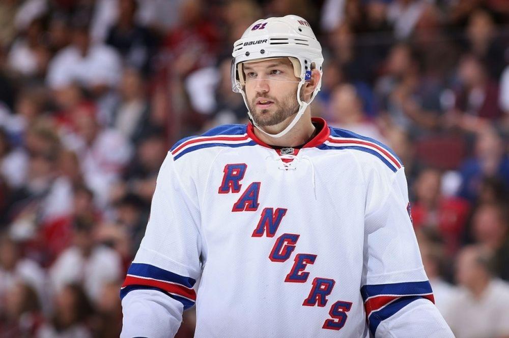 NHL: Έτοιμος ο Nash των Ρέιντζερς
