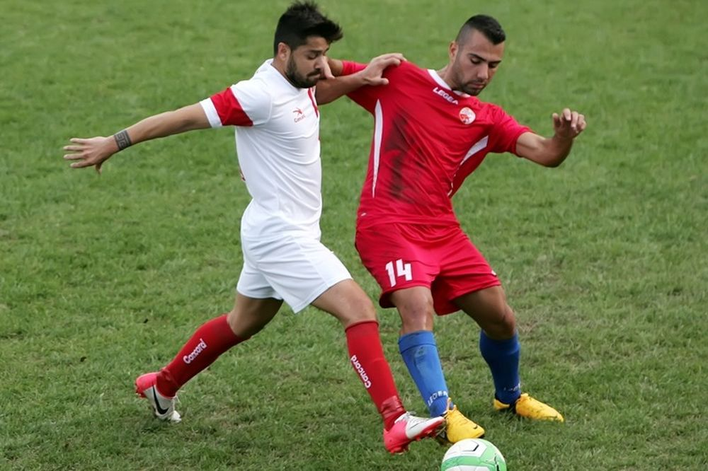 Εθνικός Αστέρας-Πεύκη 0-1