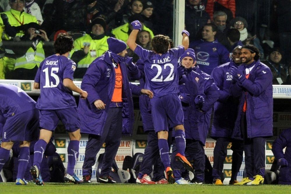 Βροχή τα γκολ στη Φλωρεντία!