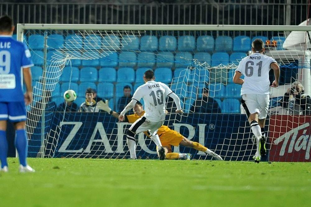 ΠΑΣ Γιάννινα-ΠΑΟΚ 0-2: Τα γκολ του αγώνα (video)