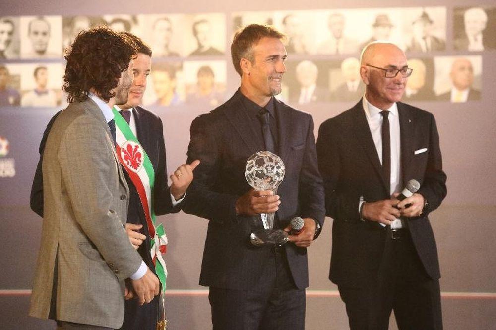 Ιταλία: Στο Hall of Fame Μπατιστούτα και Μοράτι! (photos+video)