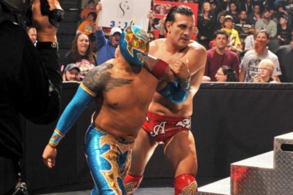 WWE: Τέλος ο… κανονικός Sin Cara