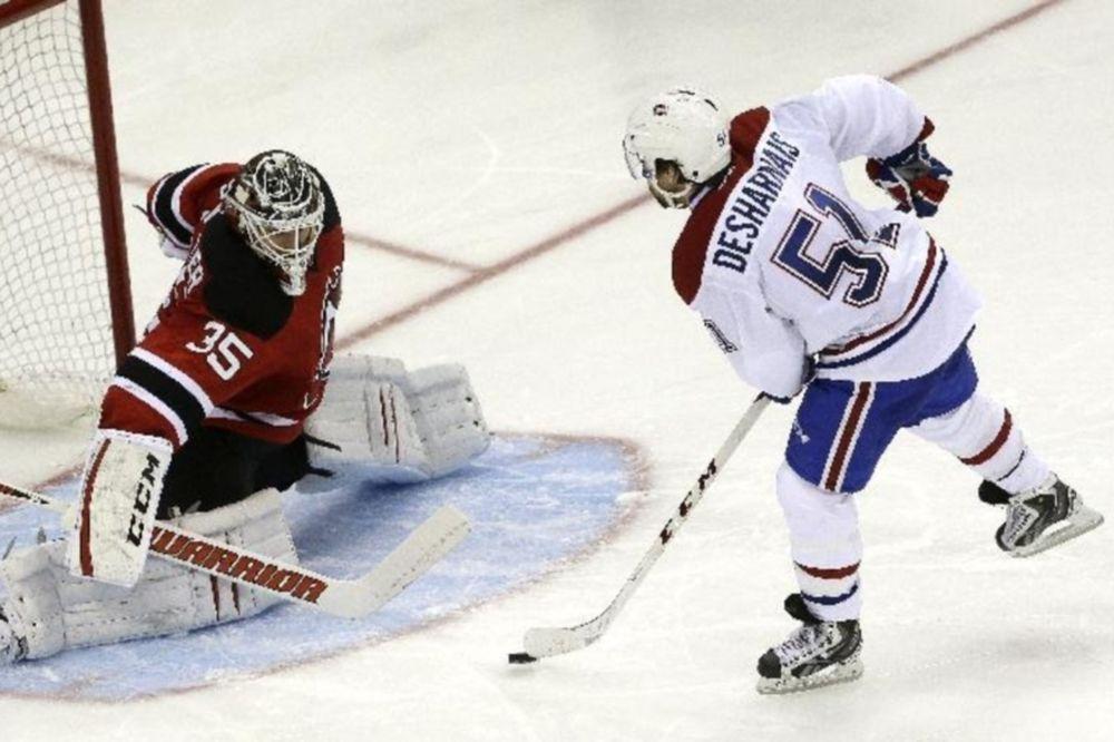 NHL: «Ήρωας» o Desharnais για Κανάντιενς (videos)