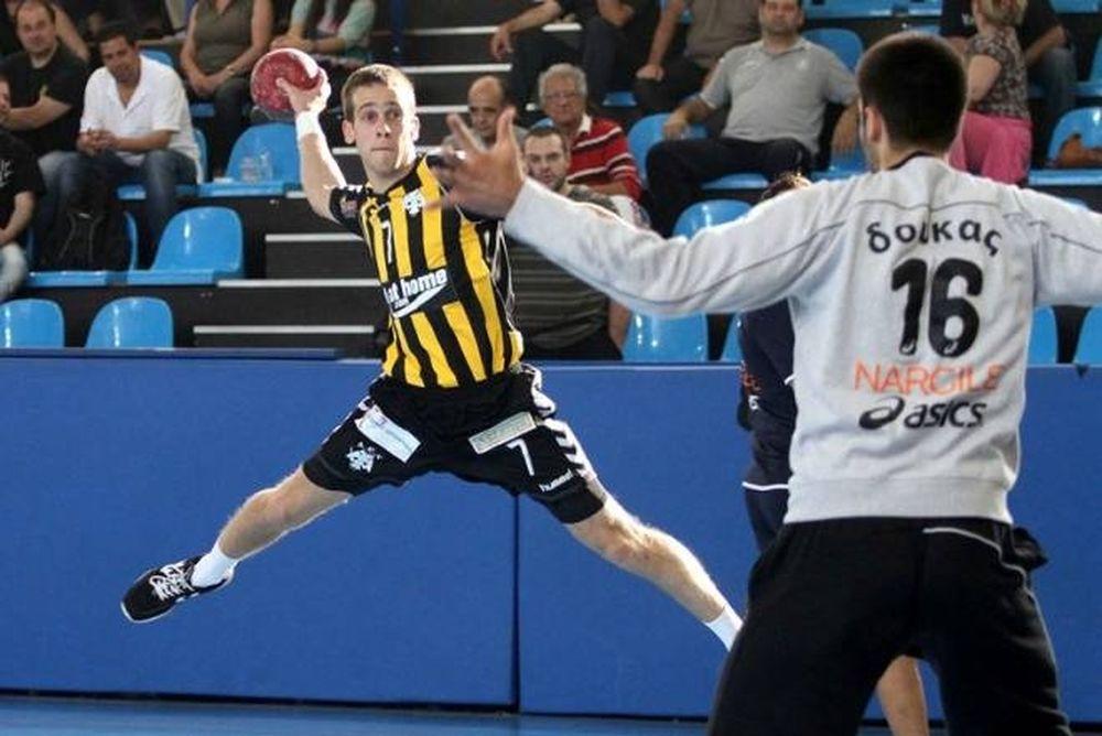 Α1 Χάντμπολ Ανδρών: MVP ο Γεωργιάδης