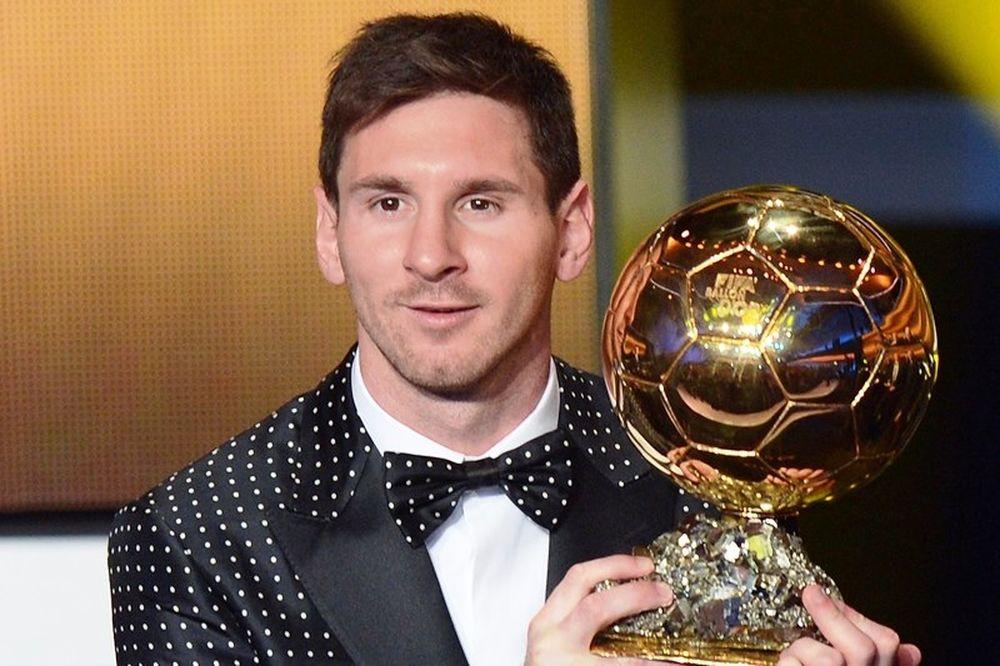 «Η χρυσή μπάλα πάλι στον Μέσι»