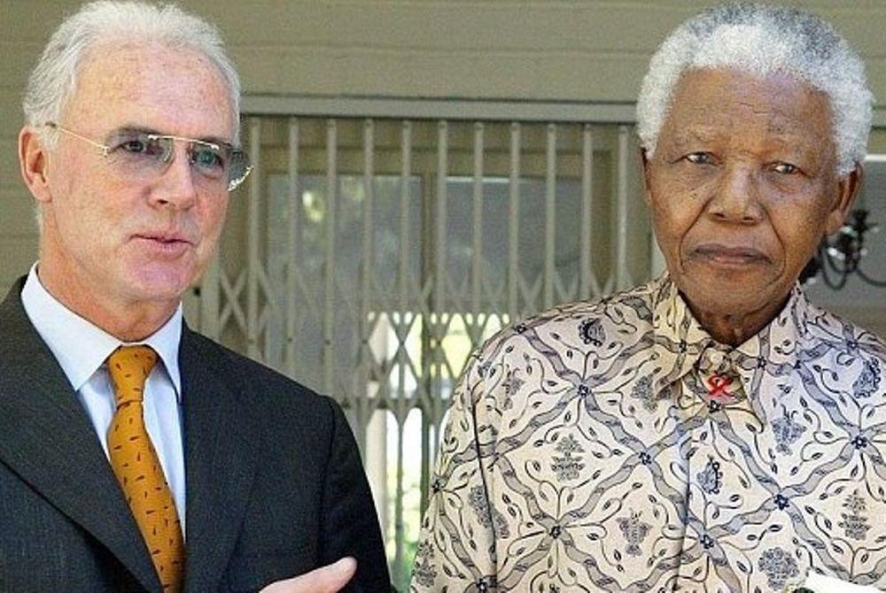 Νέλσον Μαντέλα: Η αθλητική δραστηριότητα σε κλικ (photos)