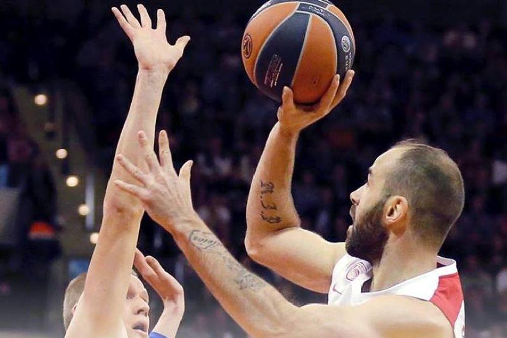 Ολυμπιακός: Σπέσιαλ MVP ο Σπανούλης (video)