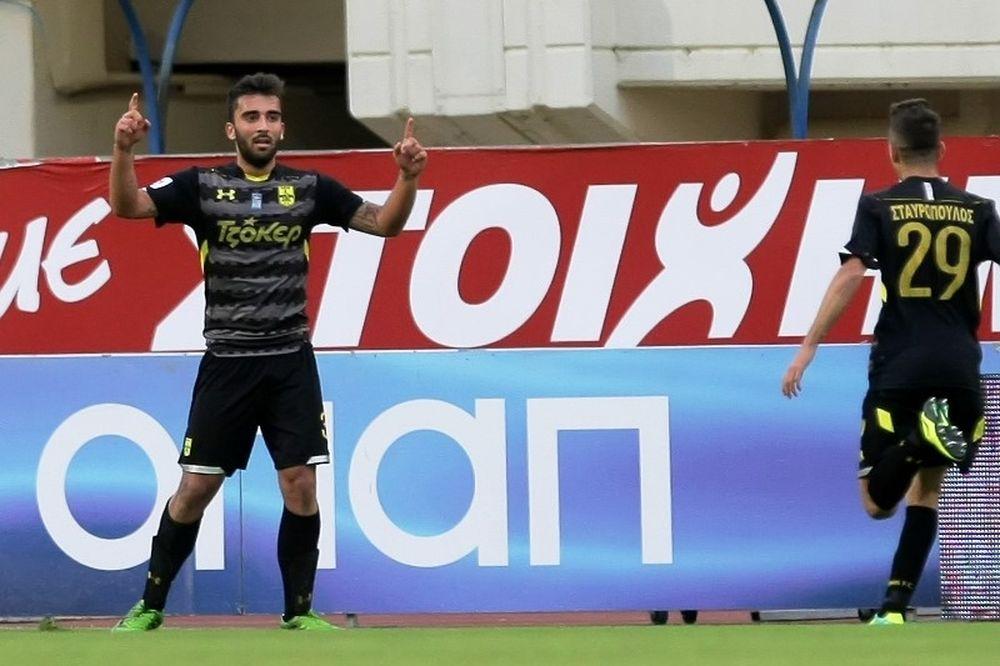 Νταμαρλής: «Όλα γίνονται στο ποδόσφαιρο»
