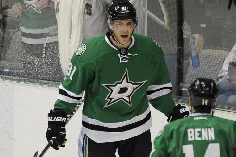 NHL: Χατ τρικ του Seguin για Σταρς (video)
