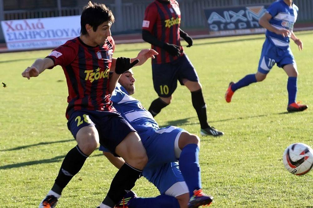 Άπιαστη η Κέρκυρα, 1-0 την Καβάλα