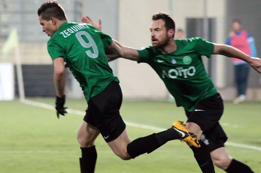 Πανθρακικός-ΠΑΣ Γιάννινα 2-0: Τα γκολ και οι καλύτερες φάσεις (video)