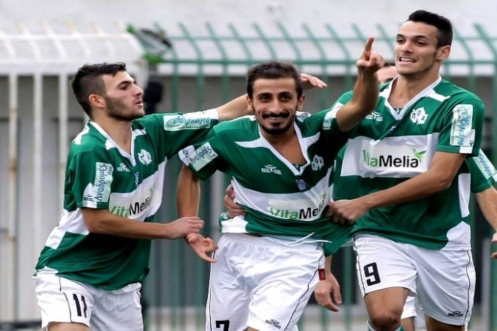 Ατσαλένιος – Εθνικός Αστέρας 5-0