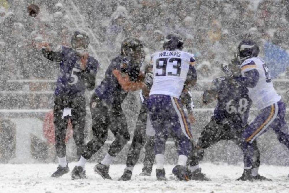 NFL: «Μίλησε» ο Flacco (videos)