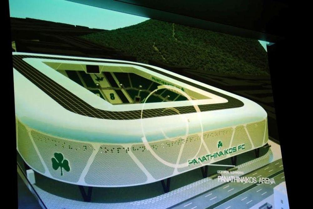 «Γήπεδο στη Λεωφόρο αντάξιο της ιστορίας του Παναθηναϊκού»