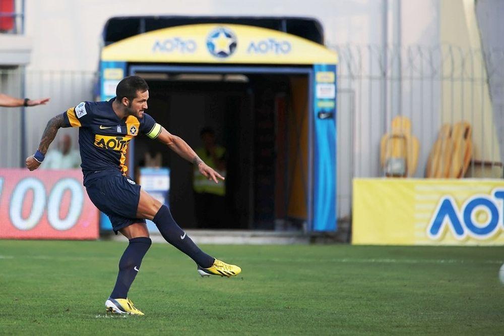 Αστέρας Τρίπολης: Μπήκε στο TOP-10 των συμμετοχών ο Ουσέρο
