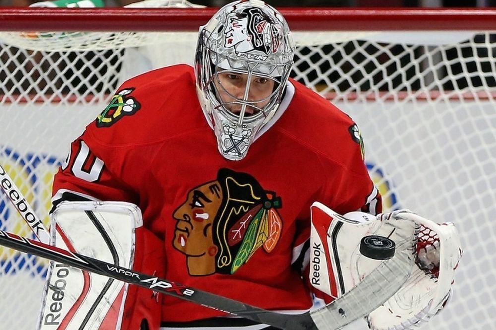 NHL: Τρεις εβδομάδες έξω ο Crawford