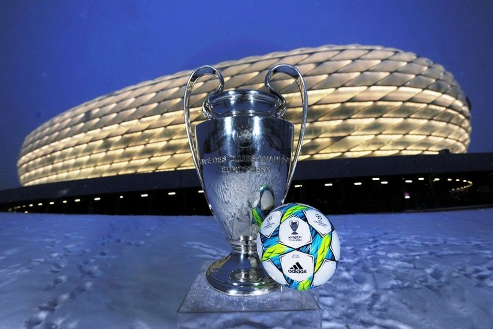 Champions League: Σε… δύο δόσεις