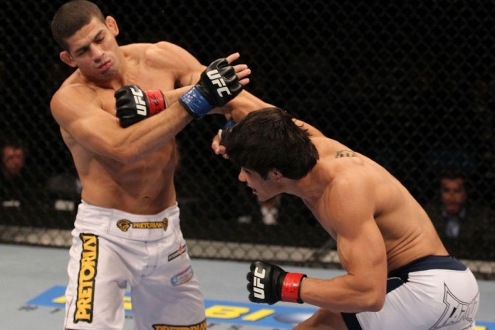 UFC Fight Night 36: Νέα «κύμα» Βραζιλιάνων