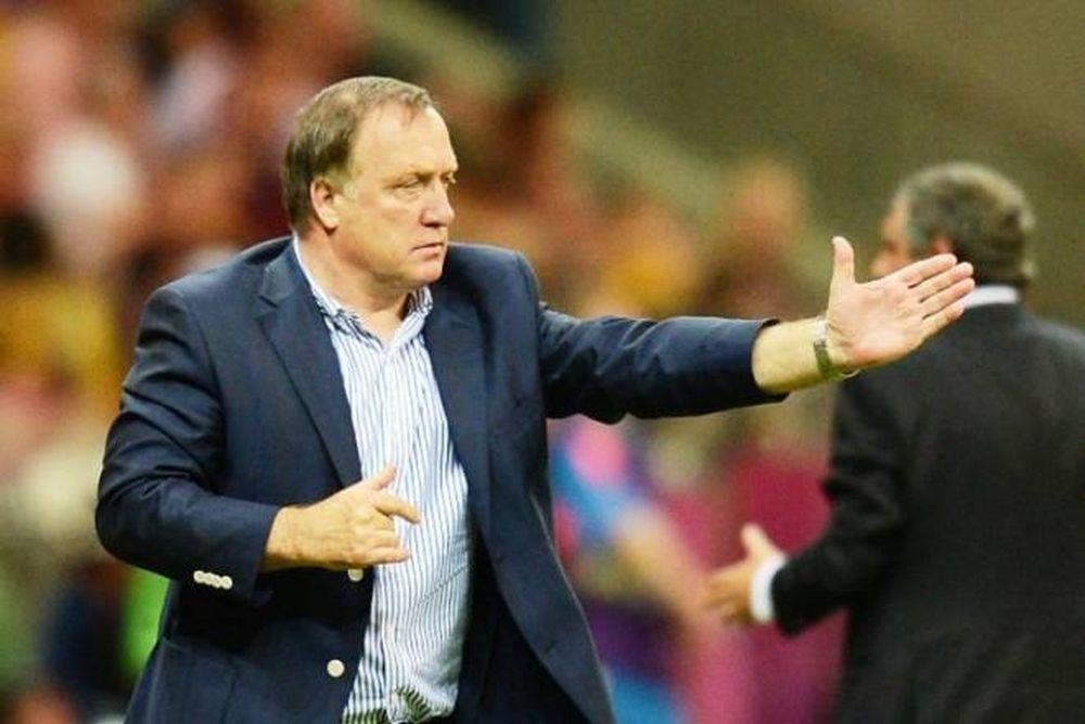 Άντβοκαατ: «Είναι ευκαιρία για τους παίκτες»