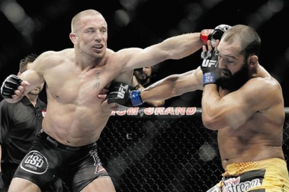 UFC: Πλάνα ή… εμπορικό κέντρο για St. Pierre