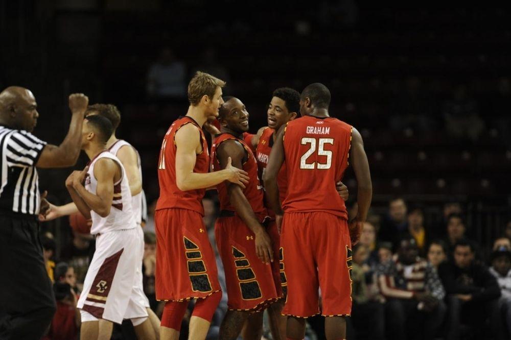 NCAA: Βραδιά καριέρας για Ουέλς του Μέριλαντ (video)