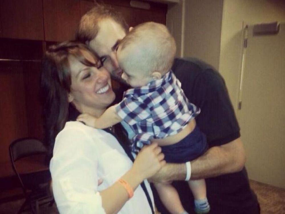 Μέμφις Γκρίζλις: Οικογενειακές στιγμές (photo)