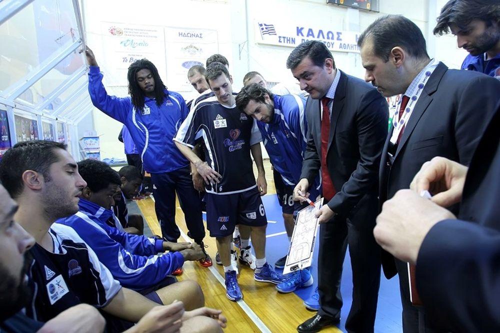 Basket League ΟΠΑΠ: Εκπλήξεις σε Ρέθυμνο και Ελευσίνα