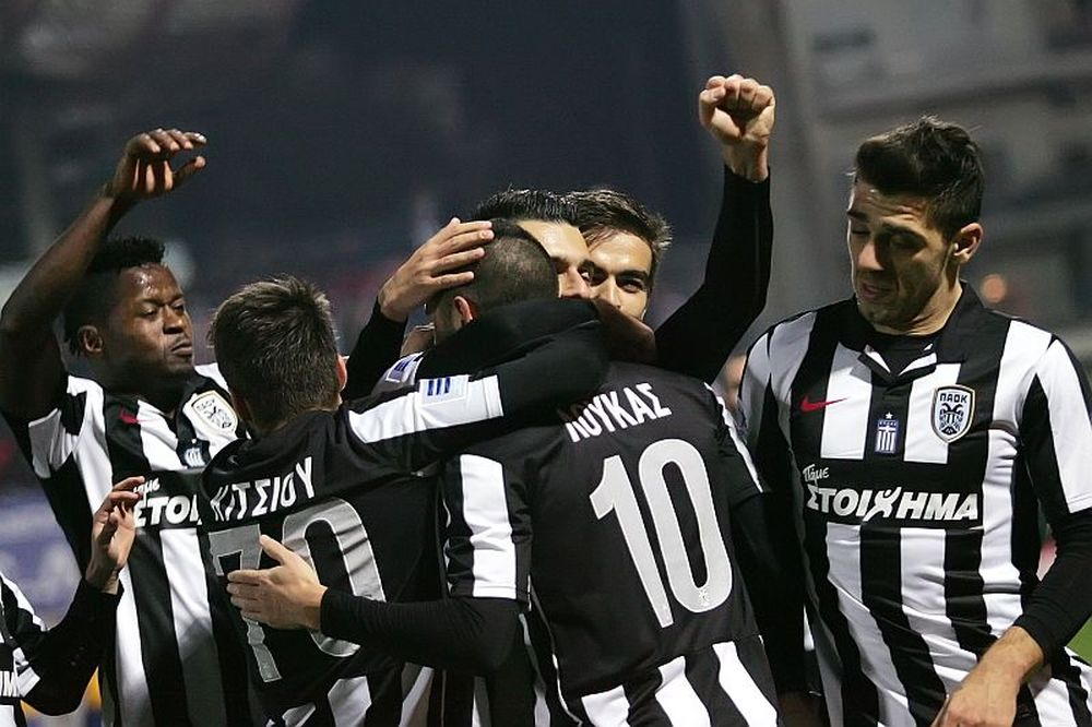 ΑΕΛ Καλλονής-ΠΑΟΚ 2-5: Τα γκολ και οι καλύτερες φάσεις (video)