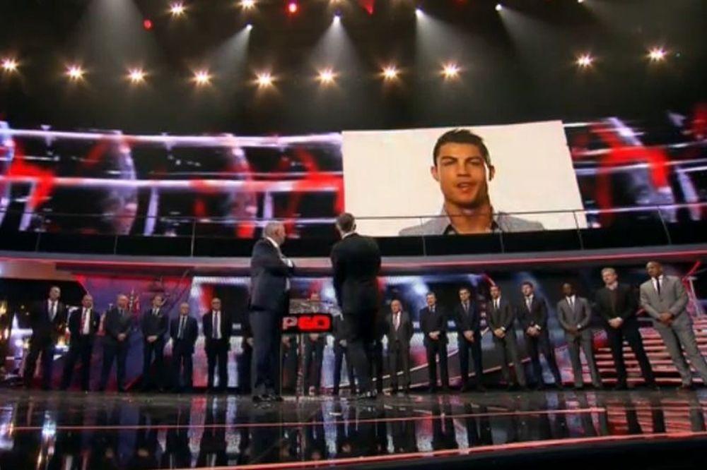 Ρονάλντο σε Φέργκιουσον: «Με έκανες επαγγελματία και άνθρωπο» (video)