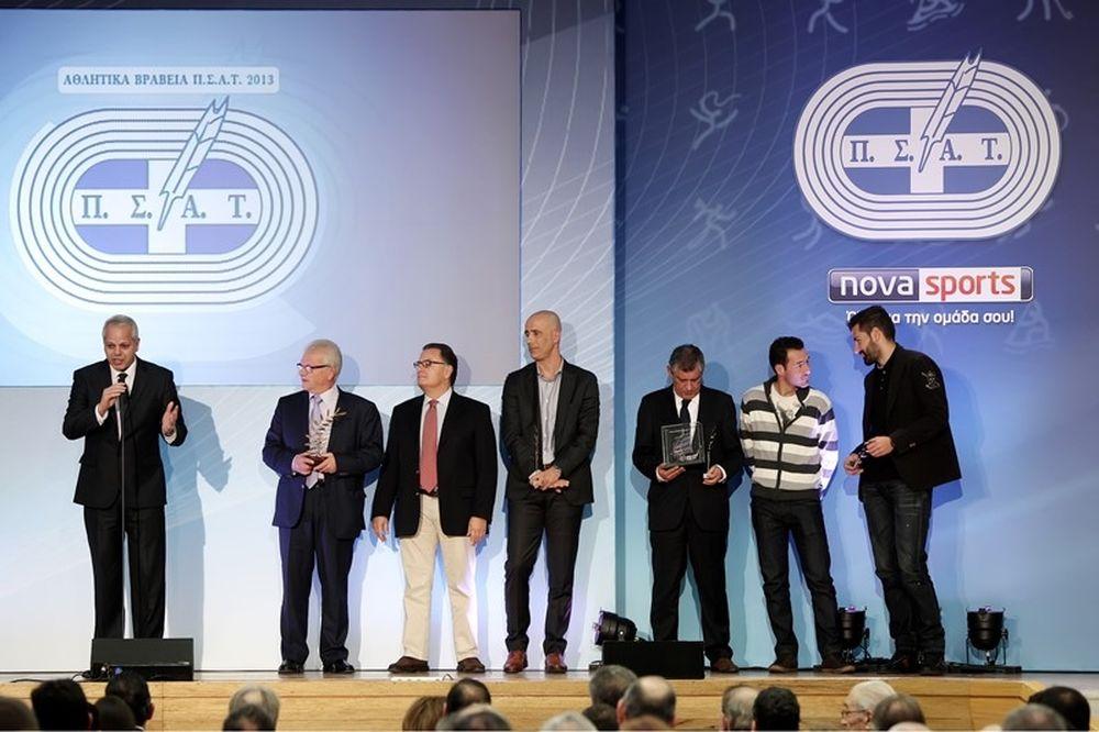 «Γαλανόλευκη» η κορυφή των βραβείων ΠΣΑΤ! (photos)