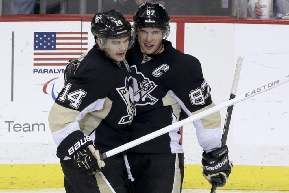 NHL: «Καθάρισε» πάλι ο Crosby (videos)