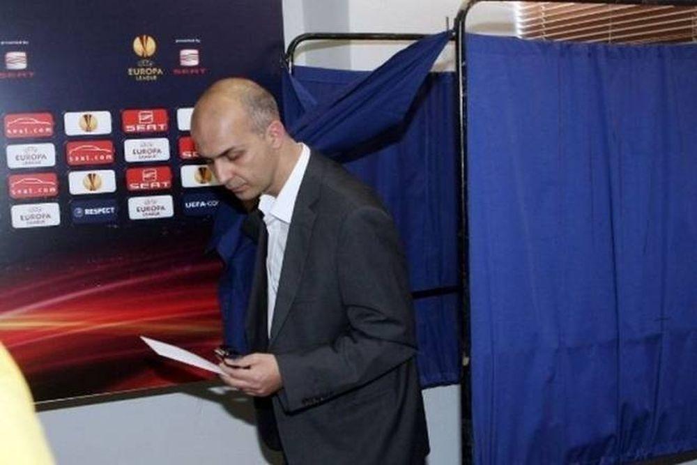 Στεφανίδης: «Έχει παραιτηθεί ο Ηλιάδης»