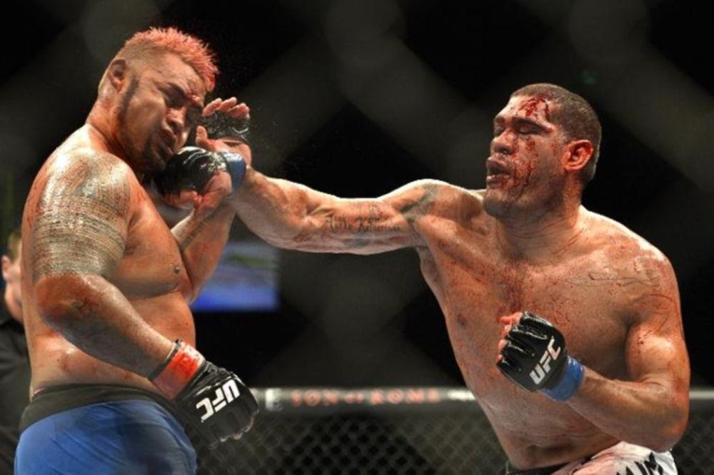 UFC: Ντοπέ ο Antonio Silva