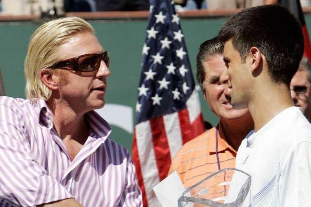 Τένις: Νέος προπονητής του Τζόκοβιτς ο Μπέκερ!