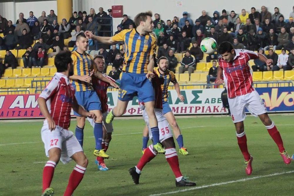 Παναιτωλικός-Πλατανιάς 3-0: Τα γκολ και οι καλύτερες φάσεις (video)