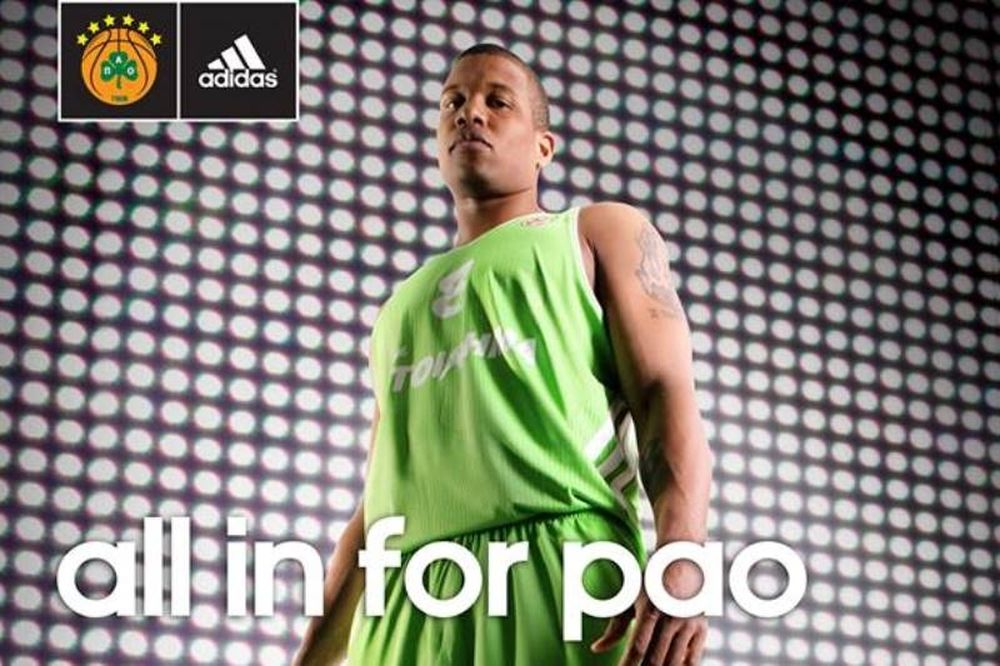 Παναθηναϊκός: Η ανοικτή πράσινη φανέλα της adidas (photos)