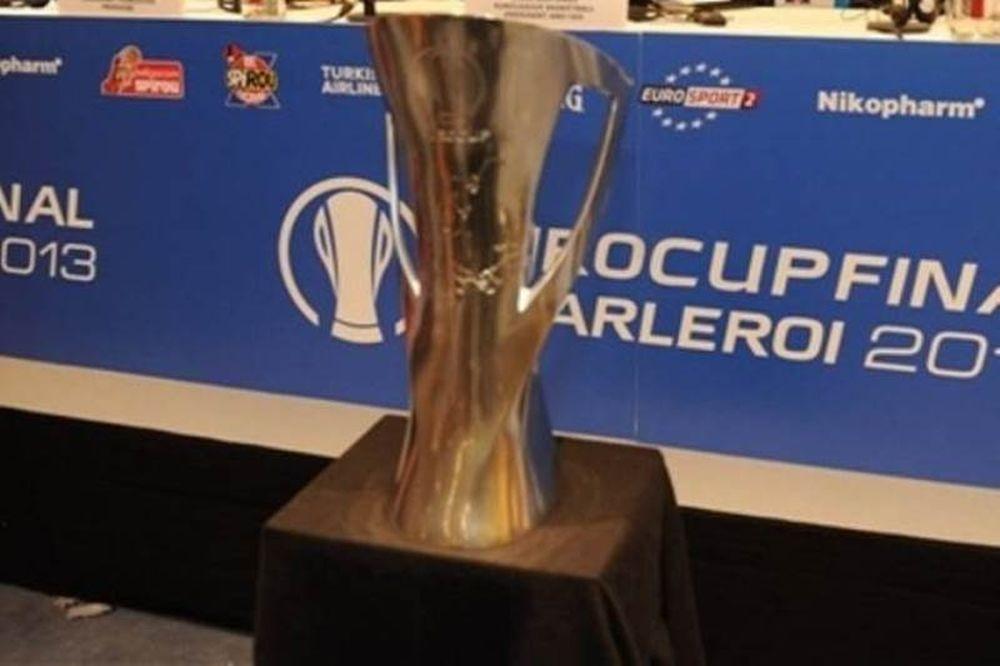 Eurocup: Οι όμιλοι του Last 32