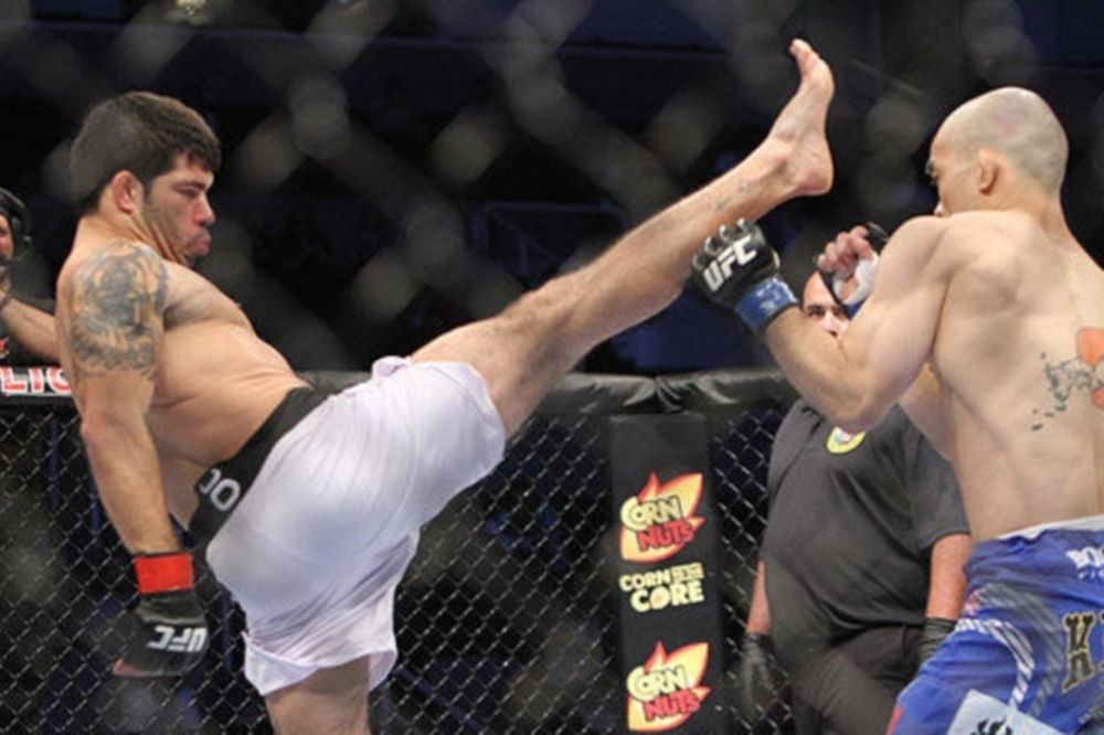 UFC 170: Ραντεβού Assuncao με Rivera στο Λας Βέγκας
