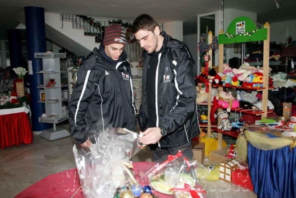 ΠΑΟΚ: «Το καλύτερο δώρο για τις γιορτές (photos)