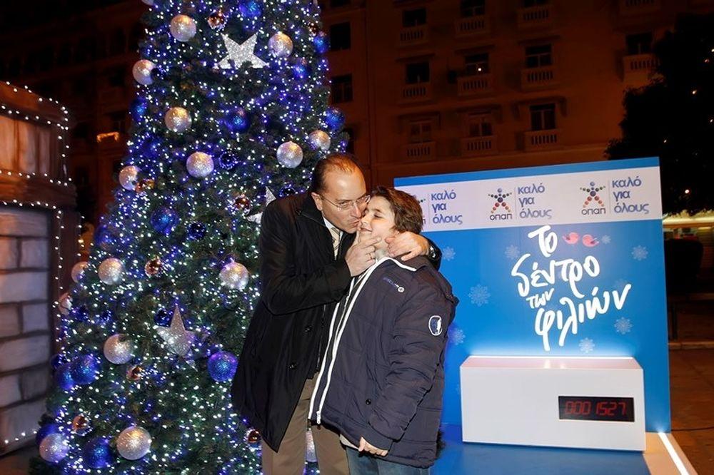 ΕΣΑΚΕ: Το φιλί του προέδρου (photos)