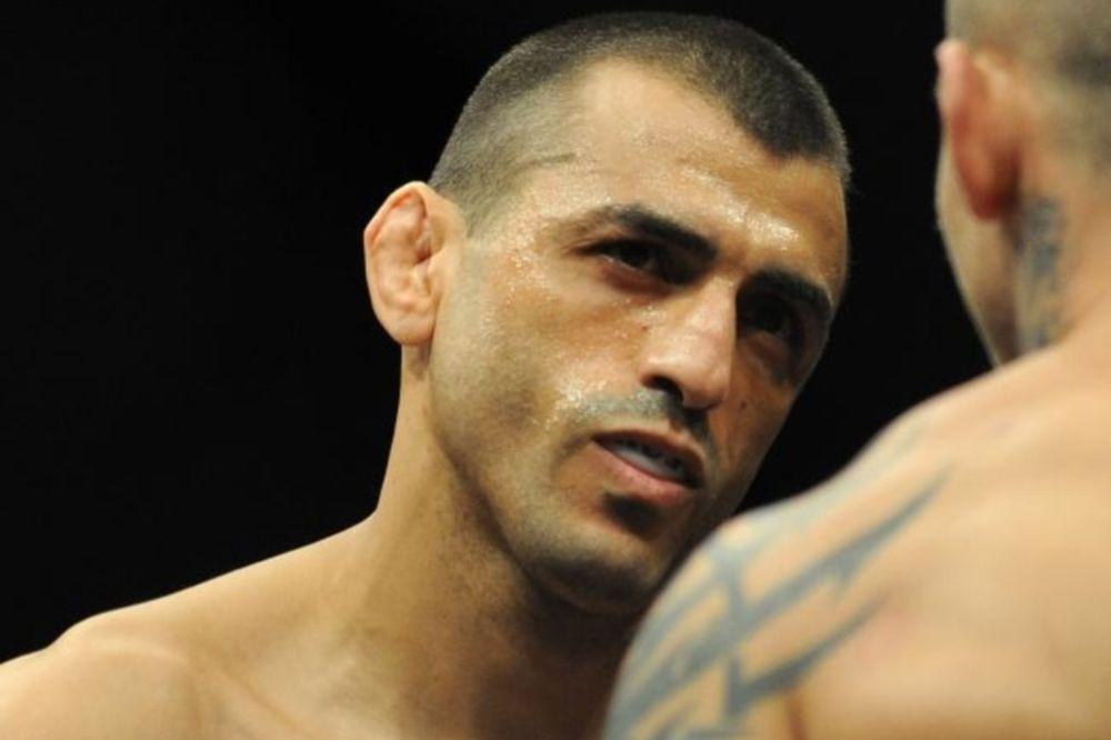 UFC: Λύθηκε το συμβόλαιο του Σωτηρόπουλου