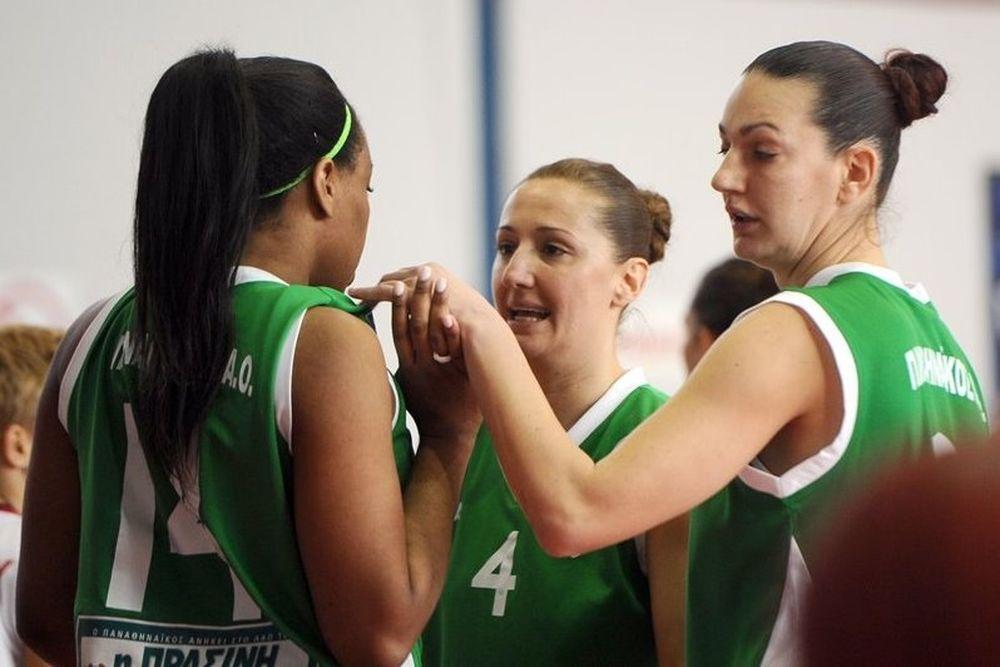 Κύπελλο Μπάσκετ Γυναικών: Το... καρέ του Final 4 με Παναθηναϊκό