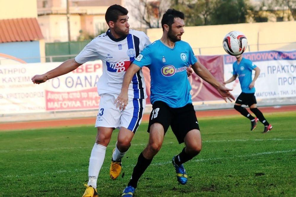 Επεισοδιακή νίκη για Μαγούλα, 2-0 τον Φωκικό