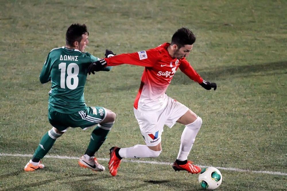 Παναθηναϊκός-Skoda Ξάνθη 2-1: Τα γκολ του αγώνα (video)