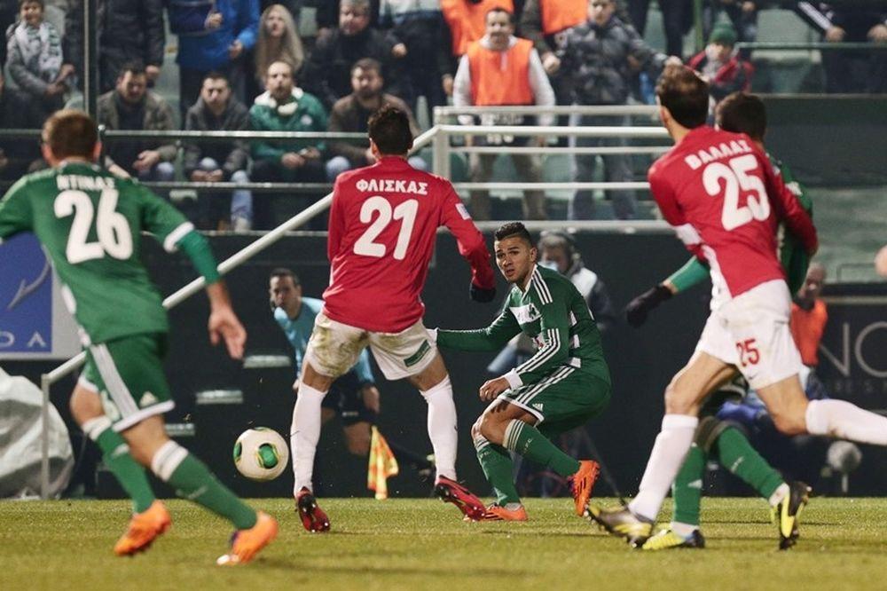 Παναθηναϊκός-Skoda Ξάνθη 2-1: Τα γκολ και οι καλύτερες φάσεις (video)