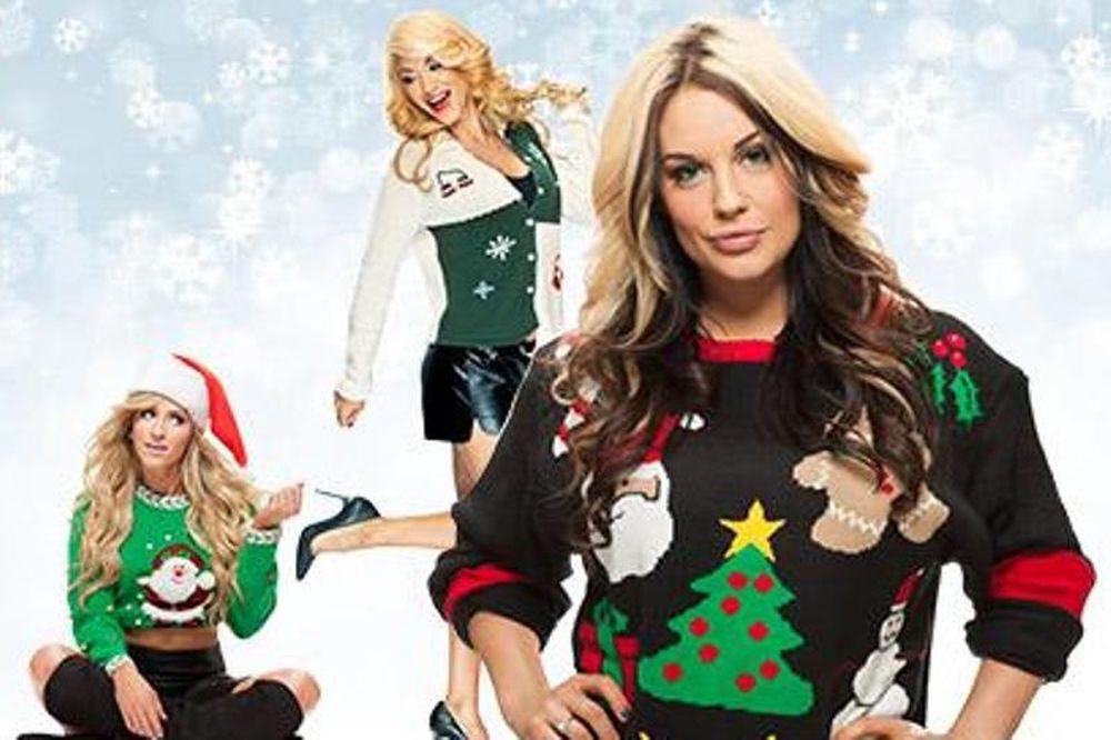 WWE: Χριστουγεννιάτικες divas (photos)