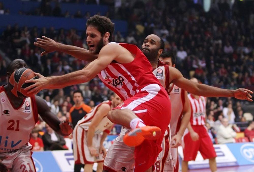 Ολυμπιακός: MVP Δεκεμβρίου στην Ευρωλίγκα ο Περπέρογλου (photos)