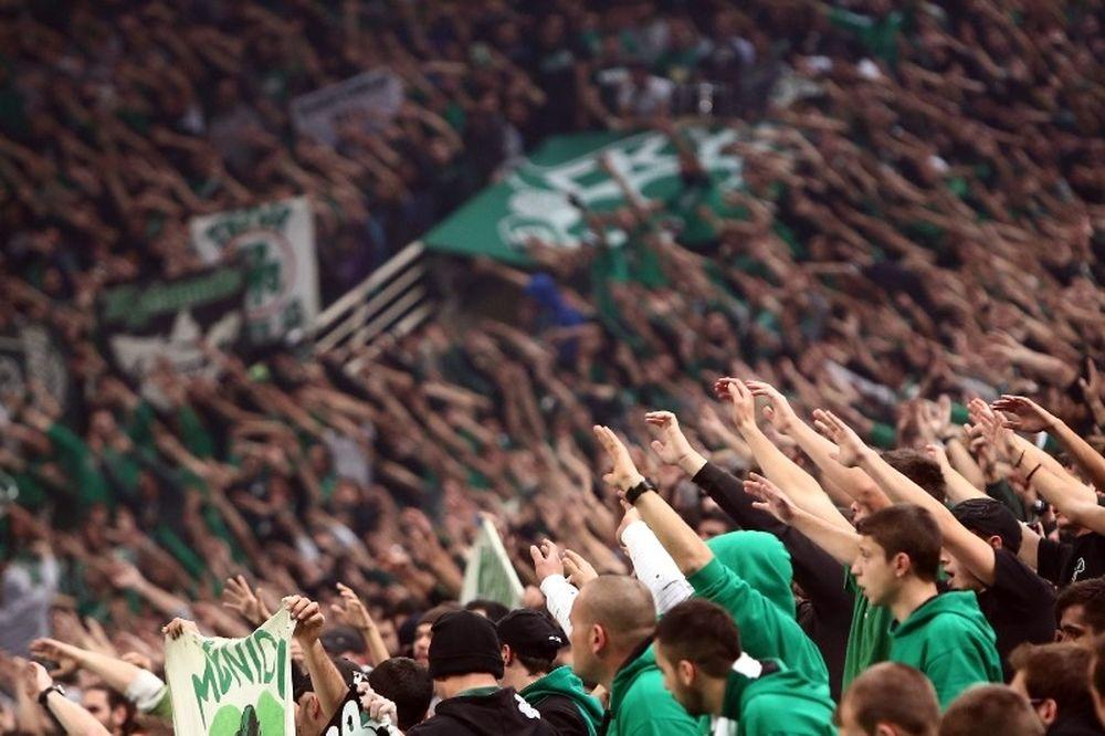 Onsports TV: Απίστευτη ατμόσφαιρα στο ΟΑΚΑ (videos)